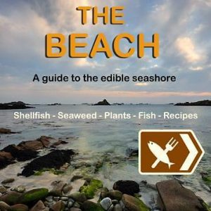 Foraging Course, Foraging guide to the beach, survival course book