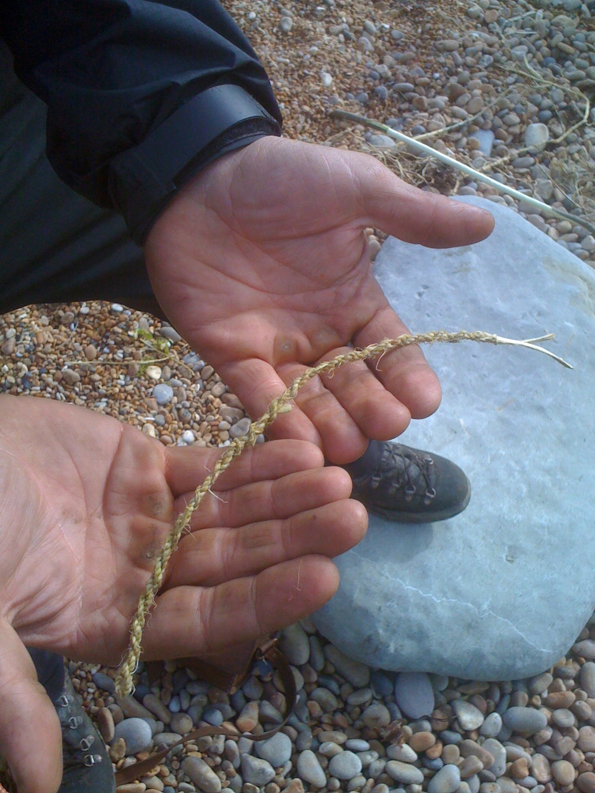 bushcraft courses, survival courses, fish traps