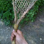Willow cord net, primitive bushcraft courses, Bushcraft courses, survival courses, foraging courses, bushcraft UK, bushcraft Scotland