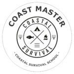 Coast Master Patch, coastal survival course certificated award.