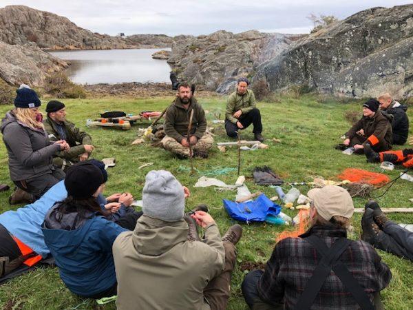 Complete Coastal survival course