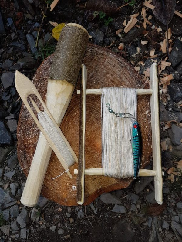 Carve essential tools on our coastal carving course