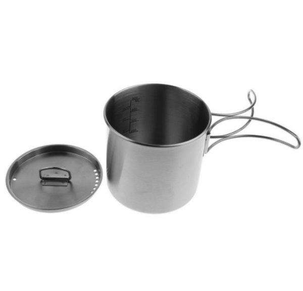 Coastal Survival Pot Mug