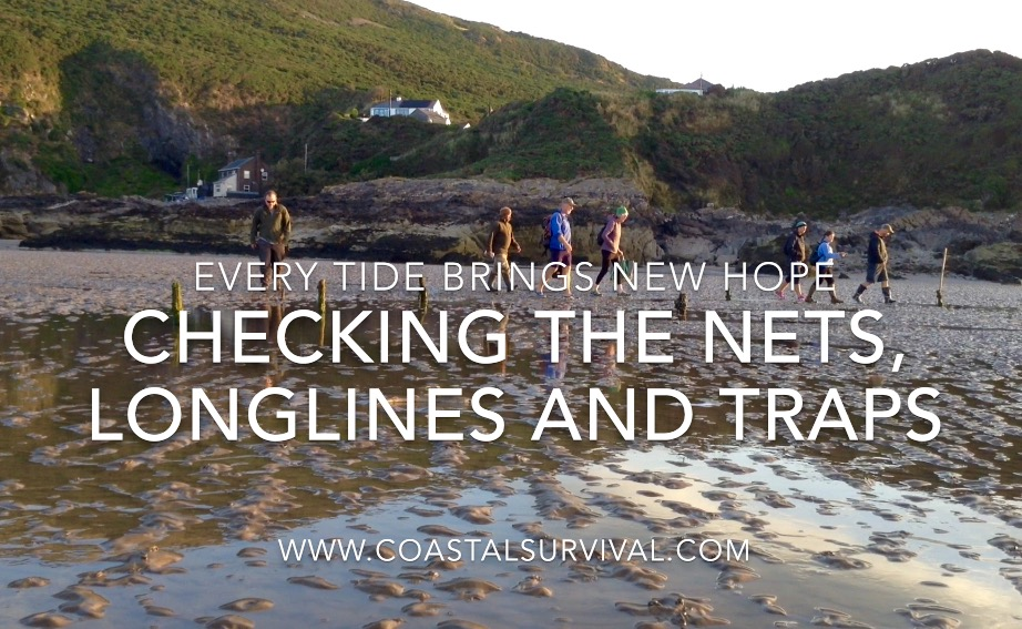 bushcraft courses on the coast